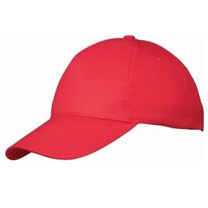 Casquette Memphis couleur rouge - casquette publicitaire