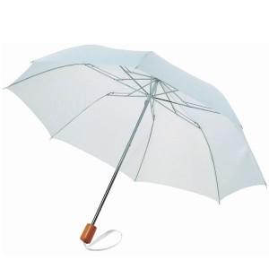 Parapluie Classique 20'' - Parapluie publicitaire couleur blanc